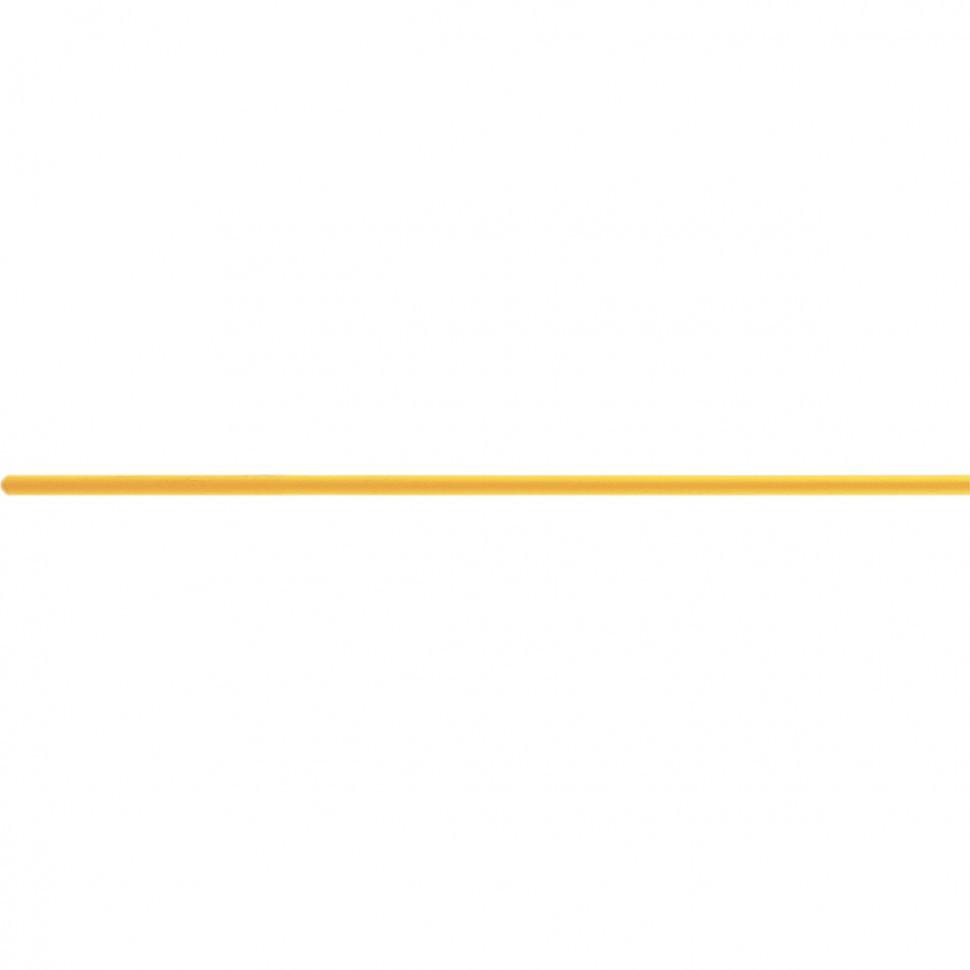 Черенок деревянный, 25х1300 мм, желтый лак, 1 сорт Россия
