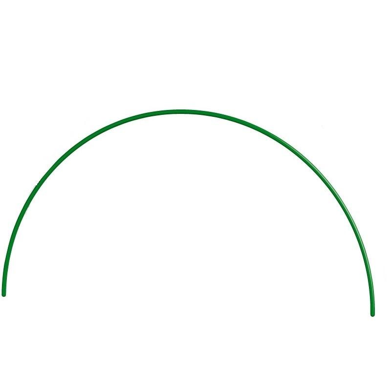 Дуга пластиковая для парника 80 х 90 см, D 12 мм, зеленая Palisad