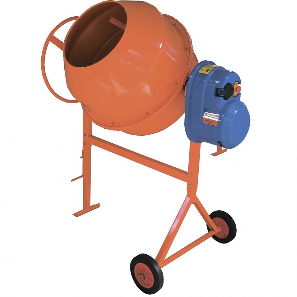 Бетоносмеситель СБР-132А.3, 132 л, 0,7 кВт, 220 В