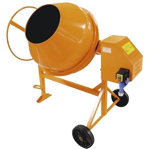 Бетоносмеситель СБР-220-01, 220 л, 0,75 кВт, 220 В.