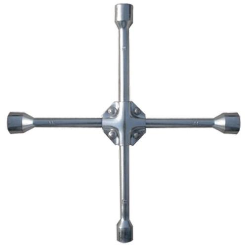 Ключ-крест баллонный, 17 х 19 х 21 х 22 мм, усиленный, толщина 16 мм Matrix Professional