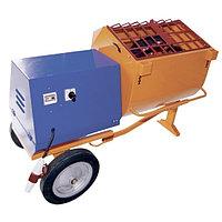 Растворосмеситель РН-80, 80 л, 1,5 кВт, 380 В, 39, 2 об/мин, фото 1