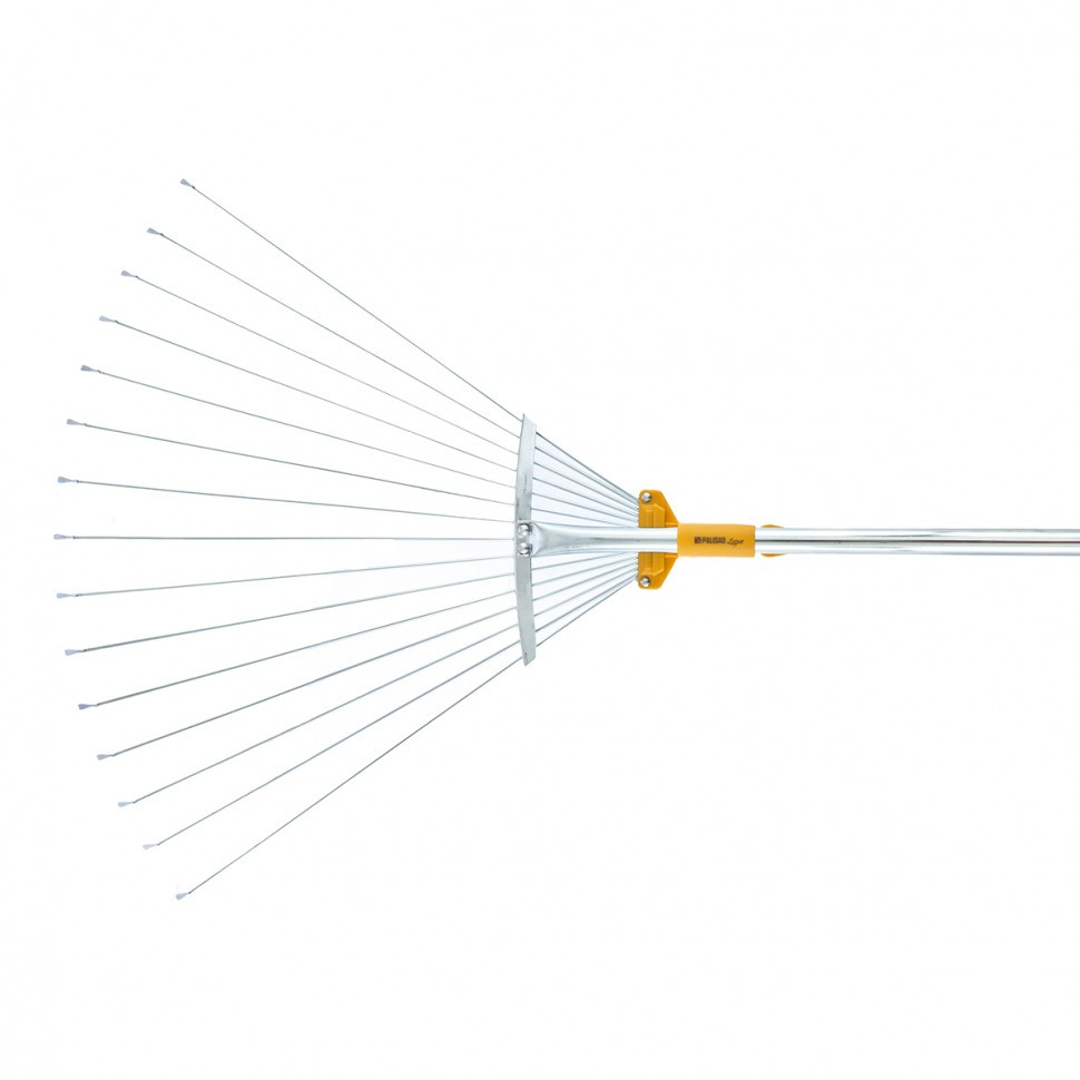 Грабли веерные телескопические раздвижные, LUXE Palisad