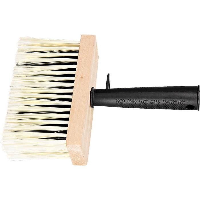 Кисть макловица, 150 х 70 мм, искусственная щетина, деревянный корпус, пластмассовая ручка MTX