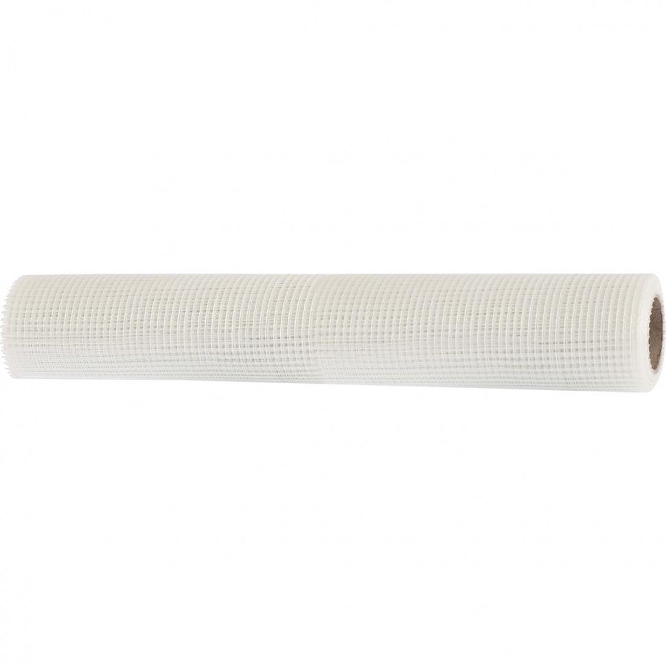 Сетка стеклотканевая малярная, размер ячеек 2 х 2 мм, 1000 мм х 10 м Matrix