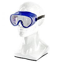 Очки защитные закрытого типа с прямой вентиляцией, поликарбонат Россия Сибртех