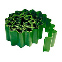 Бордюр садовый, 15 х 900 см, зеленый Palisad