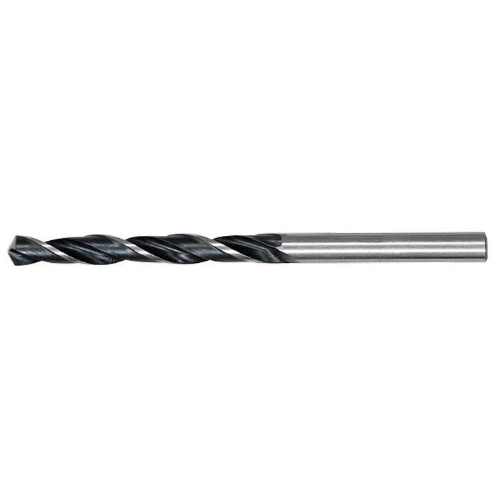 Сверло по металлу, 6,5 мм, быстрорежущая сталь, 10 шт, цилиндрический хвостовик Сибртех