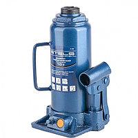 Домкрат гидравлический бутылочный, 10 т, H подъема 230-460 мм Stels, фото 1