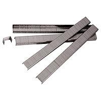 Скобы для пневматического степлера, 16 мм, ширина 1,2 мм, толщина 0,6 мм, ширина скобы 11,2 мм, 5000 шт Matrix