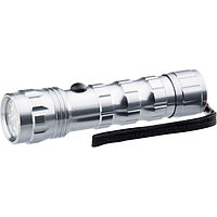 Фонарик светодиодный, алюминиевый корпус, влагозащищенный, 12 Led, 3 х ААА Stern