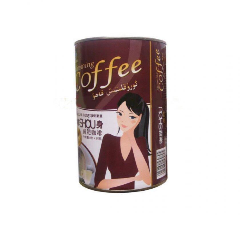 """Кофе для похудения """"Slimming Shou"""" Оригинал!"""