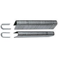 Скобы, 14 мм, для кабеля, закаленные, для степлера 40901, тип 36, 1000 шт Matrix Master