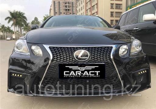 Фэйслифт на Lexus GS300/350/430/450h 2005-2012 г.