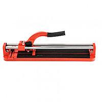 Плиткорез 500 х 16 мм, литая станина, направляющая с подшипником, усиленная ручка Mtx