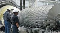 Техобслуживание газовой турбины (ГТУ) ДЖ59Л2 (агрегат ГТД-16)