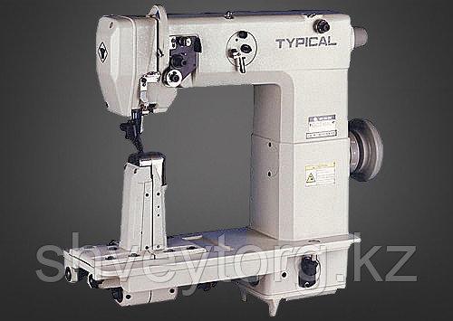 Одноигольная колонковая машина  TYPICAL GC24621