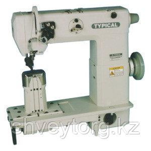 Двухигольная  колонковая машина TYPICAL GC24680