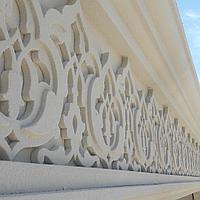Декор фасадов из пенополистирола
