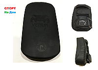 Макивара для отработки ударов ногами Venum кожа (черный)