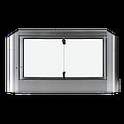 Турникет створчатый Praktika T-06 K ширина прохода 660 мм (с картоприемником), фото 2