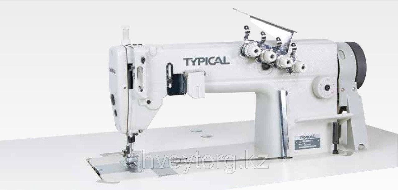 Одноигольная швейная машина цепочного стежка TYPICAL GK0056-2
