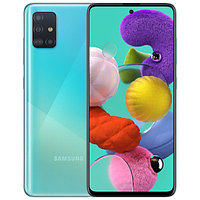 Смартфон Samsung Galaxy A51 64Gb Голубой, фото 1