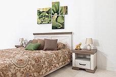 Кровать двуспальная Марсель, Ясень Снежный, БРВ Брест (Беларусь), фото 2