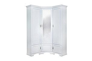 Шкаф для одежды 5Д , коллекции Кентаки, Белый Белый, БРВ Брест (Беларусь), фото 2