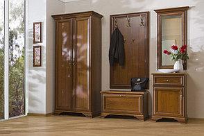 Шкаф для одежды 2Д , коллекции Кентаки, Каштан, БРВ Брест (Беларусь), фото 3