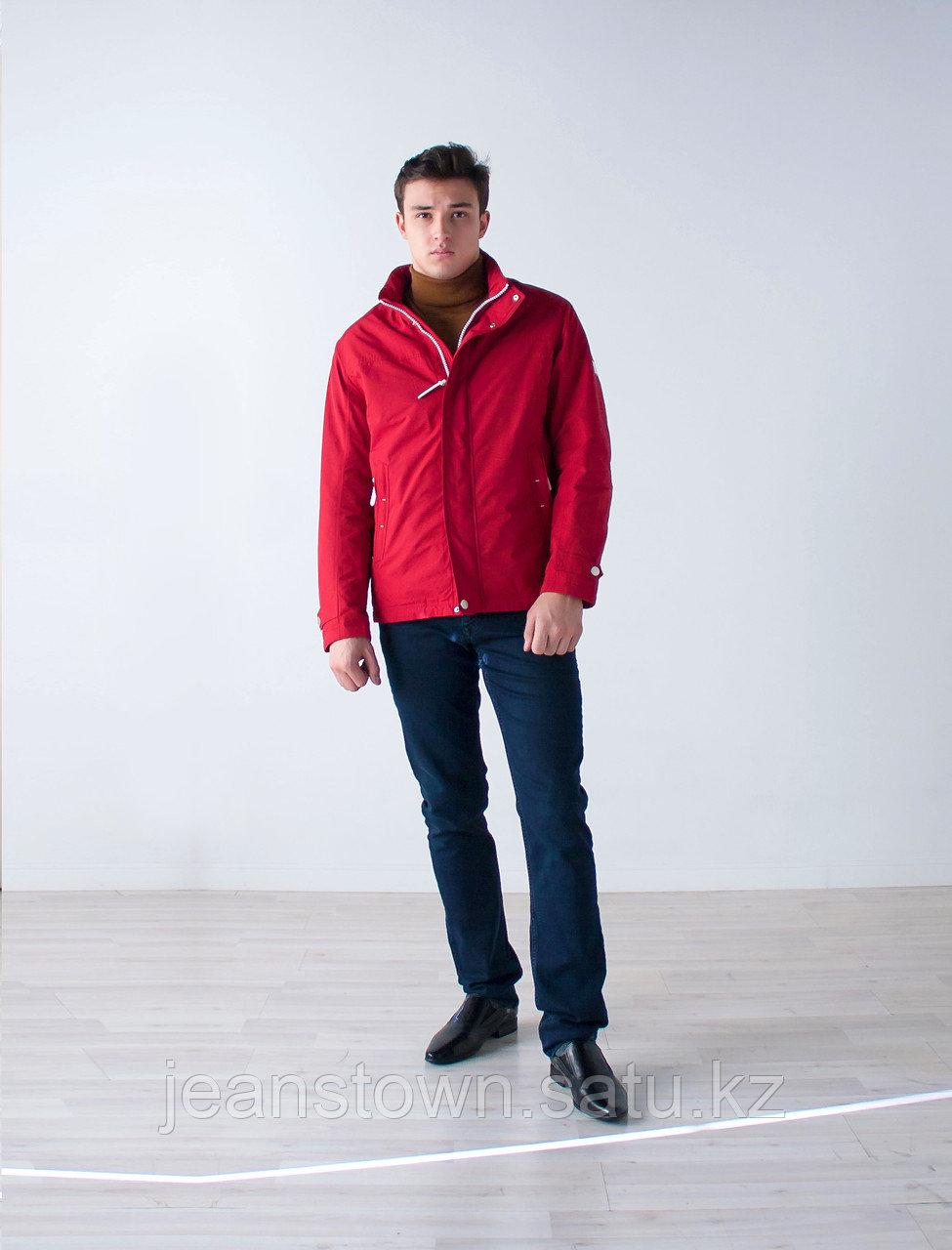 Куртка мужская демисезонная Kings Wind красная - фото 2