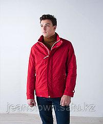 Куртка мужская  демисезонная  Kings Wind  красная