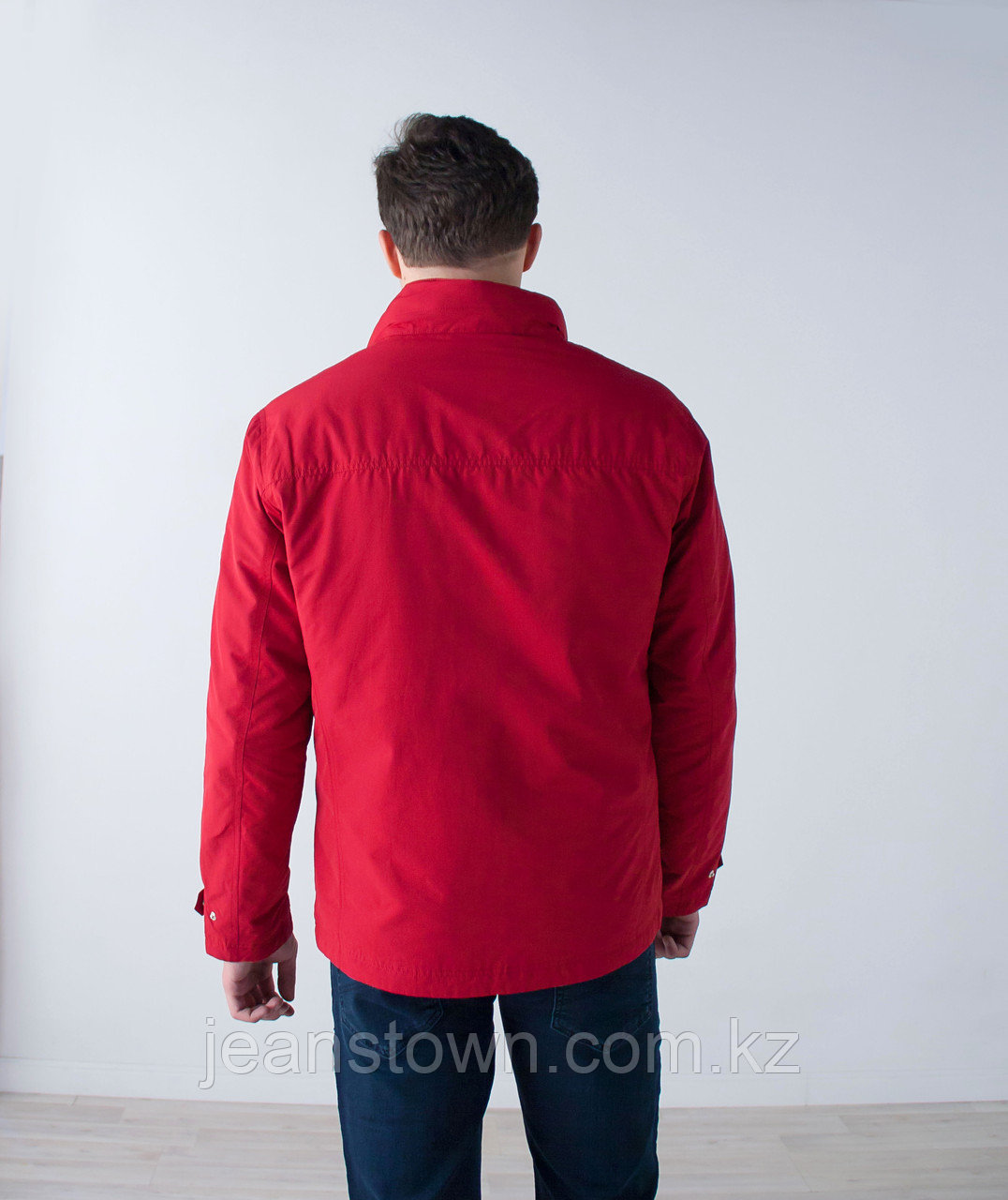 Куртка мужская демисезонная Kings Wind красная - фото 4