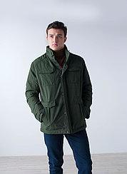 Куртка мужская  демисезонная  Kings Wind  темно- зеленая