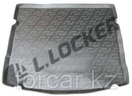 Коврик в багажник Chevrolet Cruze hatchback (12-) (полимерный)