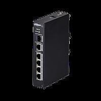 Сетевой коммутатор DAHUA PFS3106-4T
