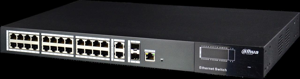 Сетевой коммутатор DAHUA PFS4228-24T