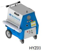 Гидравлический натяжитель передней кассеты HYZ01 (Haitian)