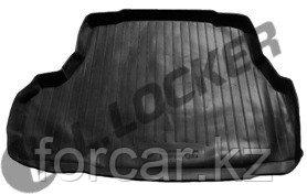 Коврик в багажник Chevrolet Epica sedan (06-) (полимерный)