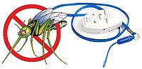 Ультразвуковой портативный отпугиватель комаров UltraSonic Mosquito Repeller MT-110E