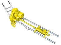 Электрический гидравлический спиральный натяжитель (Haitian)