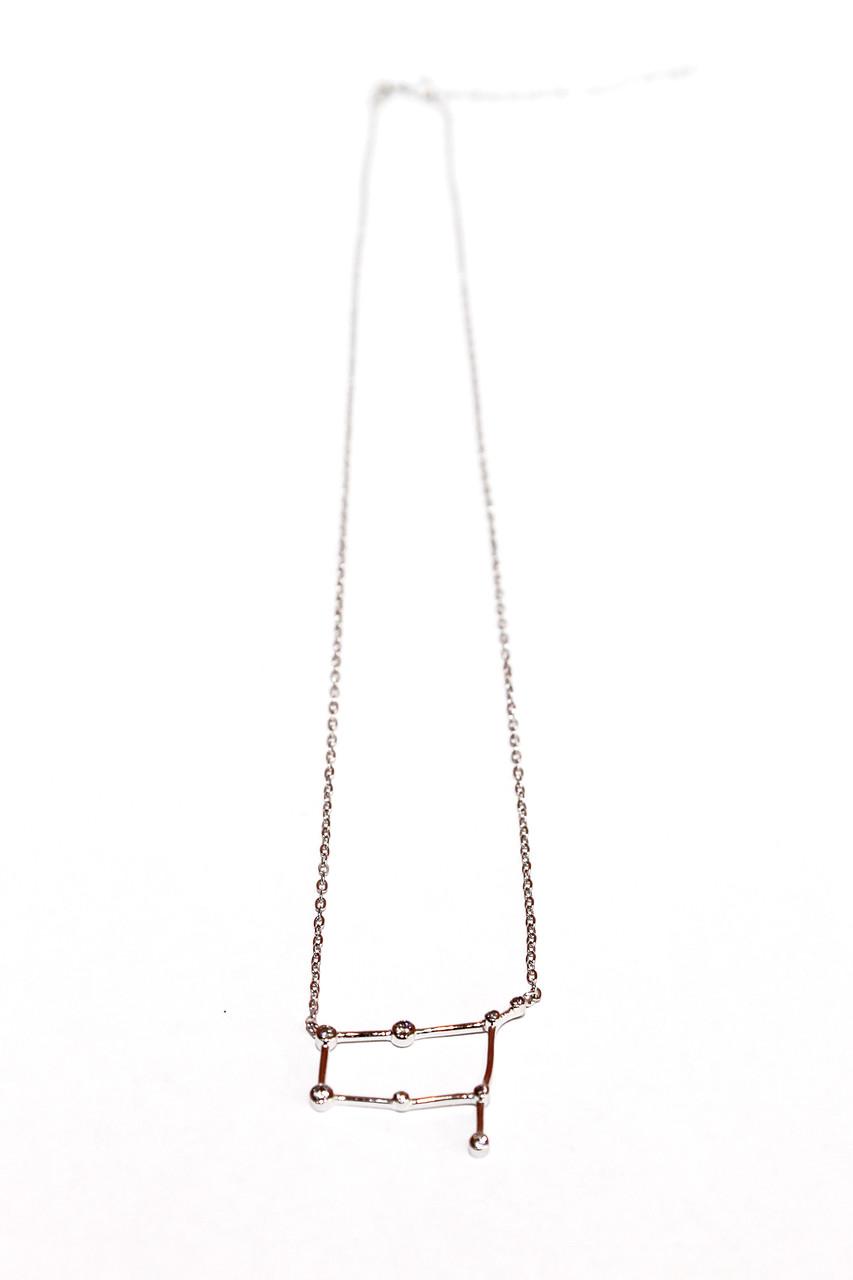 Серебряная подвеска Созвездие (Близнецы)  Brosh Jewellery (Серебро 925)