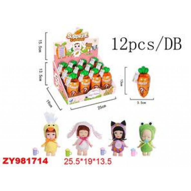 Кукла в морковке (ДН2266Д*)