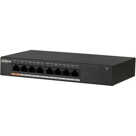 Сетевой POE-коммутатор DAHUA PFS3009-8ET-96