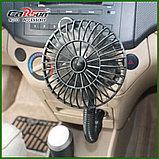 """Автомобильный вентилятор 12V от прикуривателя, гибкий шланг """"Car Mini Fan"""" MJ-40K, фото 2"""