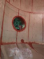 Абразивная зачистка металла и покраска