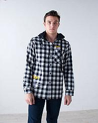 Рубашка мужская Gongl с капюшоном