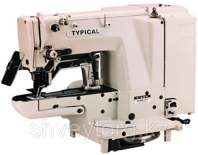 GT 680-021 Typical швейная машина — закрепочная