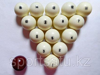 Бильярдные шары 6,8