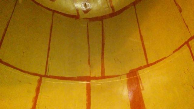 Антикоррозионное покрытие и торкретирование -1
